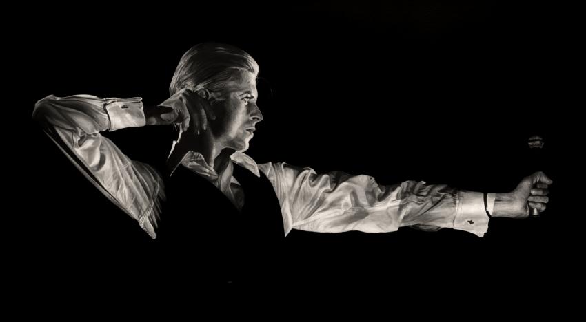 David Bowie by DavidVigor